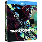 Transformers: El Ultimo Caballero (BD 3D + BD Extras) - Edición Especial Metal