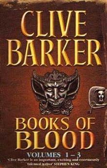 Books Of Blood Omnibus 1: Volumes 1-3 (English Edition) von [Barker, Clive]