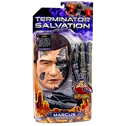 Terminator Salvation Marcus Terminator Gear
