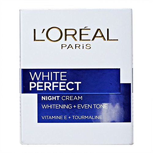 L'Oreal Dermo-Expertise White Perfect Soothing Cream Night 50ml