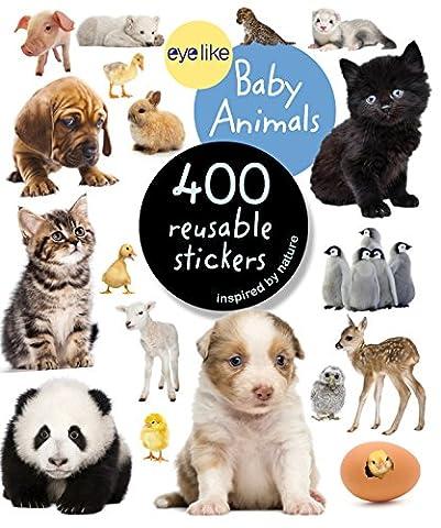 Eyelike Stickers: Baby