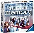 Ravensburger 20437 Disney Frozen 2 Mini Juego de Memoria, de Ravensburger