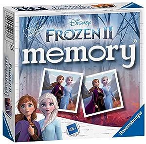 Ravensburger 20437 Disney Frozen 2 Mini Juego de Memoria,