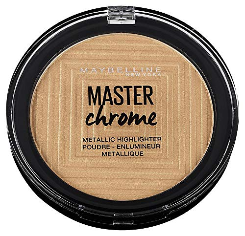 Maybelline New York Master Chrome Gesichtspuder Nr. 100