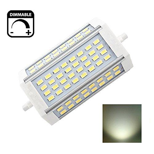 30W Dimmerabile R7s Proiettore LED Lampadina 118mm Neutralweiß 4000K 200 Gradi Doppio Attacco Sostituzione Della Lampada J118 R7s LED 150W Alogena