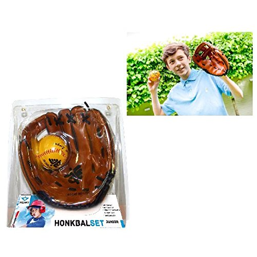New Classic Toys - Baseball-Set Handschuh und Baseball -