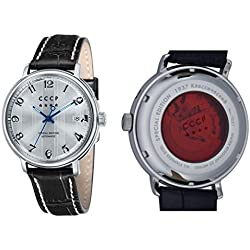 CCCP HERITAGE Leather Watch - CP-7021-02