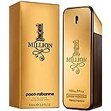 1 Million by Paco Rabanne - perfume for men - Eau de Toilette, 100ml