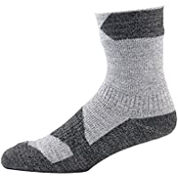 SealSkinz Walking Ankle Socks Marl/Dark Grey, Medium