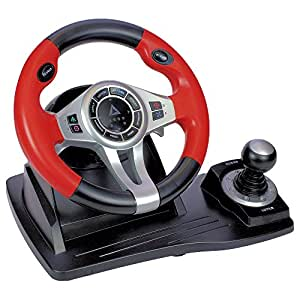 topdrive gt450 steering wheel ps4 ps3 xbox one pc. Black Bedroom Furniture Sets. Home Design Ideas