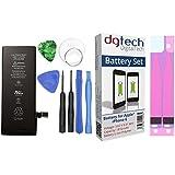 DigitalTech® - Batería compatible con iPhone 6 de alta capacidad con herramientas. 3,82v 1810 mAh. Compatible con todos los APN.