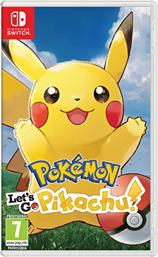 Pokemon: Lets Go, Pikachu
