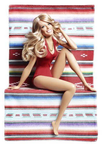 Barbie Mattel V7161 Collectibles Farrah Fawcett, Sammlerpuppe