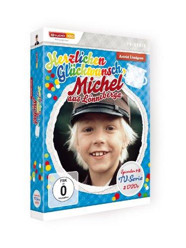 Astrid Lindgren: Herzlichen Glückwunsch, Michel aus Lönneberga [2 DVDs]: Alle Infos bei Amazon