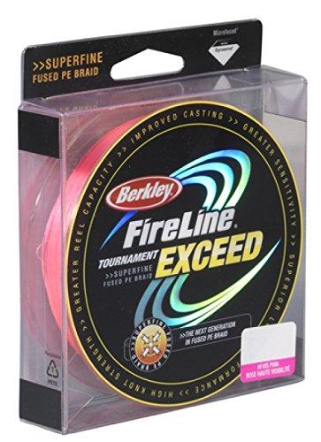 Berkley Fireline Exceed Pink 0,12mm 6,8kg 270m