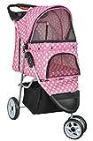 Pet Stroller Pink