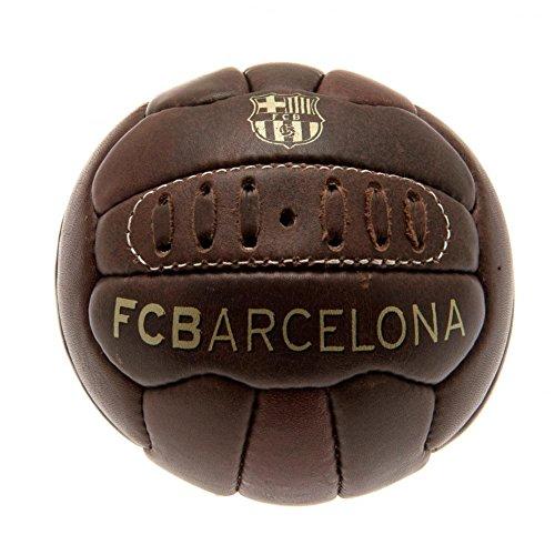 FCB FC Barcelona - Balón oficial modelo retro Heritage
