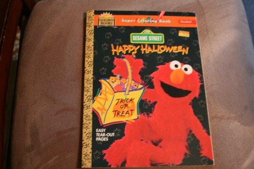 Halloween Color Book ()