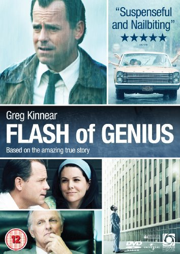 Flash Of Genius [DVD] by Greg Kinnear