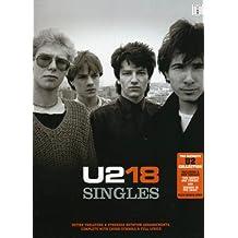 "U2: ""18 Singles"" (Tab)"