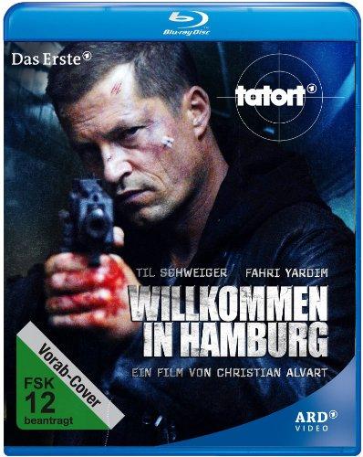 Tatort - Willkommen in Hamburg [Blu-ray]