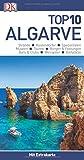 Top 10 Reiseführer Algarve: mit Extrakarte und kulinarischem Sprachführer zum Herausnehmen - Paul Bernhardt