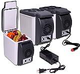 SHISHANG 6L große Kapazität Auto Kühlraum bewegliches Haus und Automobilmaterialien ABS-Spannung 12V Auto 220V Haushaltsenergie 48 (W) Gewicht 2.6kg Größe 32 * 17.5 * 27 * cm