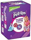 Huggies Töpfchen Training Pants für Mädchen, groß (4 X 14 ) - 2