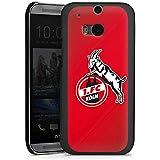 HTC One M8 Hülle Schutz Hard Case Cover 1. FC Köln Fanartikel Fußball