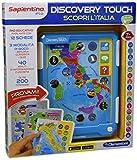 Clementoni 11932 - Gioco Discovery Touch Scopri l'Italia