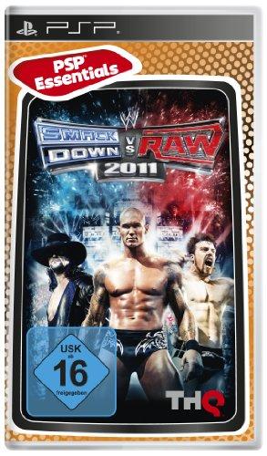 WWE SmackDown vs. Raw 2011 [Essentials] (Wrestling Psp-spiele)