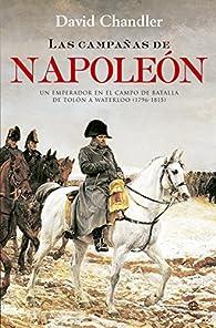 Las campañas de Napoleón par David Chandler