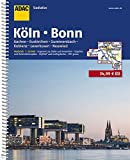 ADAC Stadtatlas Köln, Bonn, Aachen, Euskirchen, Gummersbach, Koblenz, Leverkusen (ADAC Stadtatlanten 1:20.000)