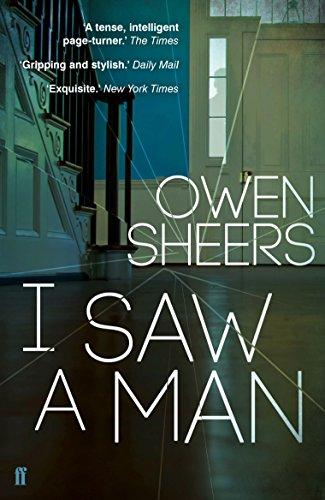 I Saw A Man Cover Image