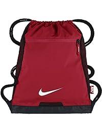 NIKE Alpha Adapt Team Training Drawstring Gymsack Backpack 600 Denier Sport  Bookbag (University Gym Red a9c8a57a65d9c