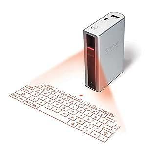 Oregon Scientific KB501P Virtual Keyboard Tastiera