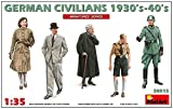 MiniArt 38015 Figur 'German Civilians 1930-40s'