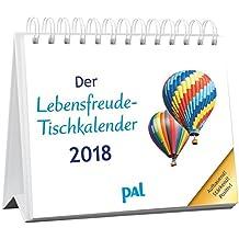 Der Lebensfreude-Tischkalender 2018