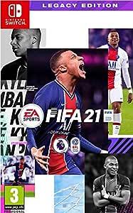 FIFA 21 Legacy Edition (Nintendo Switch) - Import