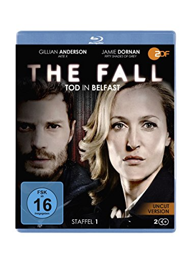 The Fall - Tod in Belfast - die komplette Staffel 1 [2 Blu-rays] (Belfast-serie)