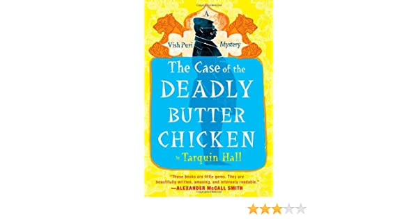 Amazon fr - The Case of the Deadly Butter Chicken: A Vish