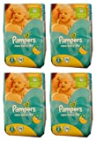304 (4x76) Pampers Windeln New Baby-Dry Gr. 2, 3-6 Kg(Gewichtsbereich 3-6KG)