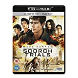 Maze Runner: Chapter II - The Scorch Trials [Blu-ray]