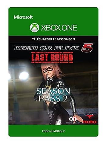 Dead or Alive 5 Last Round New Costume Pass 2 [Xbox One - Code jeu à télécharger]