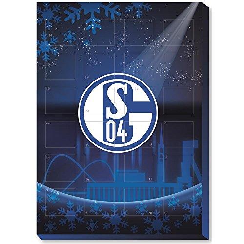 Schalke Bilder Weihnachten.Weihnachten Geschenkidee Adventskalender Schokoladenkalender