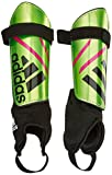 adidas Herren Schienbeinschoner Ghost Replique, Solar Green/Core Black/Shock Pink S16, XL, AH7772