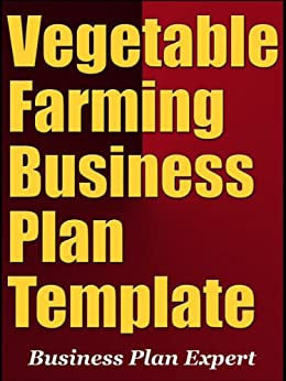farming vegetables business plan