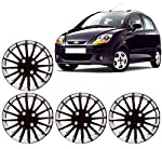 PRODUCT DESCRIPTION: 1.One Set (4pcs) of Silver Finish Rim Wheel Skin Cover Build from high quality ABS,These offer the best wheel gripping action and superior resistance than any other hubcap on the market, even the OEM (Original equipment manufactu...