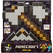 Minecraft - Multiherramientas Minecraft (Mattel FFL01)