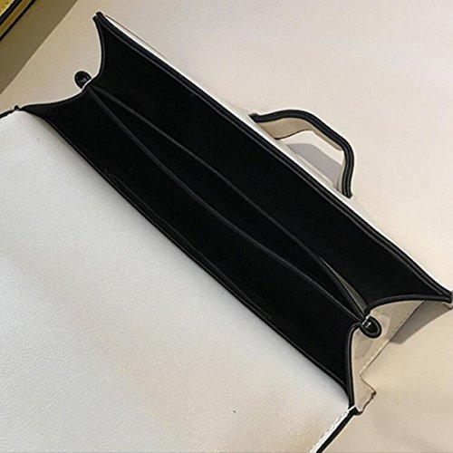 Sacchetto Di Spalla Nuovo Messaggero Dell'inarcamento Del Sacchetto Di Spalla Di Modo Delle Donne,Yellow Black